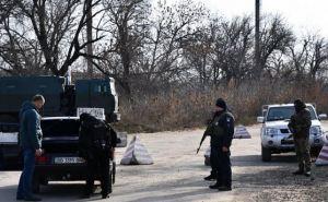 Полиция и Нацгвардейцы провели зачистку Горского и Золотого-1