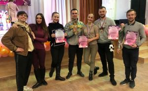 Коллектив ансамбля луганской филармонии одержал победу в конкурсе хореографического искусства