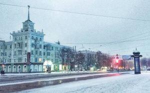В Луганске на завтра объявили штормовое предупреждение: снег с дождем, усиление ветра, гололедица