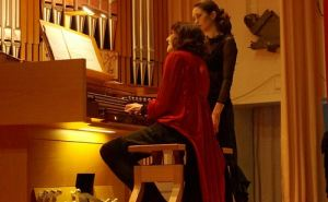 Луганская филармония приглашает 8декабря на органный концерт