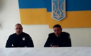 В Белокуракинском районе новый начальник полиции