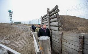 В случае провала переговоров в нормандском формате, Украина отгородится от Донбасса стеной