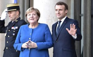 Меркель поддержала внесение изменений в Минские соглашения