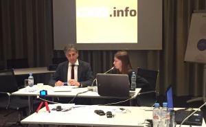На CXID.info он-лайн конференция профессора из Университета Вероны длилась два часа