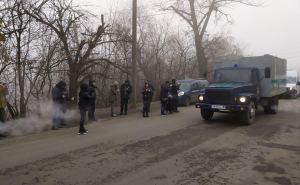 55 человек уже на свободе. На КПВВ «Майорск» идет обмен пленными. ФОТО