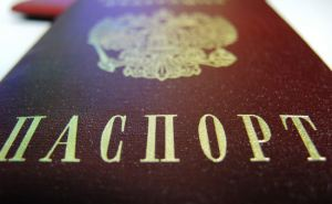 Стало известно сколько жителей Донбасса получили российские паспорта