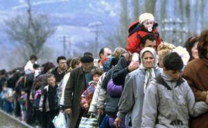 В Украине самое большое количество внутренних переселенцев