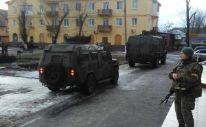 С сегодняшнего дня полиция Луганской области перешла на усиленное патрулирование