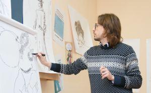 В Луганске начались «Рождественские арт-каникулы». ФОТО