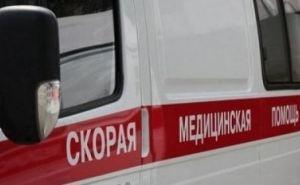 В Кировске ранен мирный житель