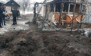 В Кировске восстановили газопровод поврежденный в результате обстрела. ФОТО