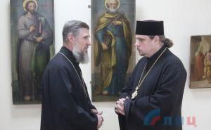 Луганский художественный музей впервые показал уникальные иконы из своих запасников. ФОТО