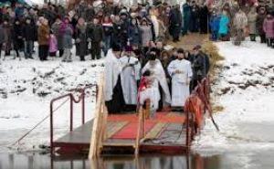 В Стаханове крещенские купания отменили