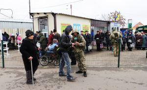 Ситуация на контрольно-пропускных пунктах въезда-выезда 20.01.2019