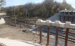 Штеровский мост введут в эксплуатацию в 2020 году
