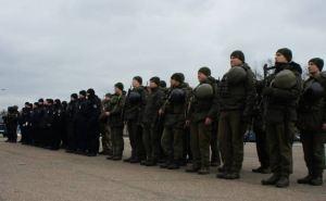 Полиция Луганской области заступила на усиленное патрулирование