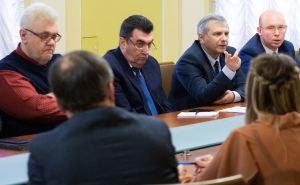 В Офисе Президента Украины обсудили новую методику по Донбассу