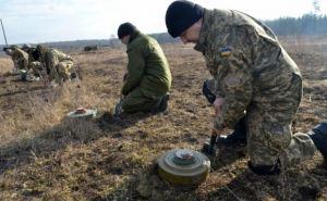 Оперативная информация по разминированию Луганской области