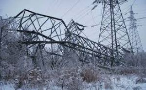 Уже почти час на линии разграничения тишина— жители Новотошковки