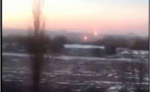 Кто первый начал— это в ОБСЕ пока выясняют, но в районе Золотого насчитали 2300 взрывов