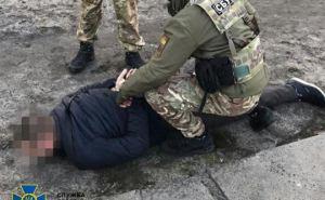 СБУ следили за агентом МГБ ЛНР по всем регионам Украины, а задержать смогли только в Киеве. ФОТО