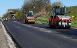 Цифра дня: 9 лет надо чтобы в Луганской области восстановить все дороги государственного значения