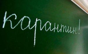 В некоторых школах Старобельска и района введен карантин