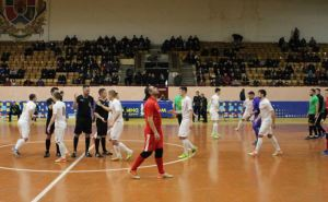 В Северодонецке пройдет финал Кубка Украины по футболу в зале.