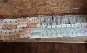 Пограничники за неделю семь раз изымали «лишнюю» валюту у пересекающих КПВВ. Изъяли эквивалент 740 тыс. грн. ФОТО