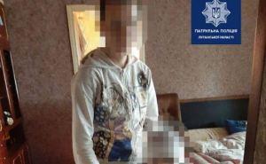 В Рубежном мамаша не заметила как 3-х летний ребенок ушел из дома