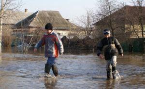 В Луганске провели спецмероприятия по противодействию подтопления и недопущению паводка