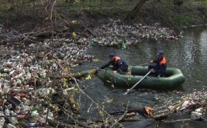 На реке Лугань еще 33 затора, которые могут спровоцировать паводок и подтопления
