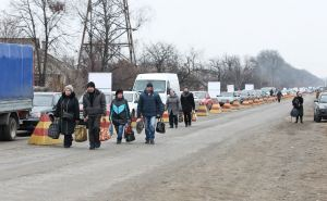 В ДНР не будут измерять температуру у проходящих через КПП