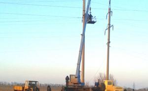 Электроснабжение по некоторым адресам Жовтневого, Ленинского и Каменнобродского районов 16марта будет временно отсутствовать из-за ремонта ЛЭП