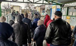 Что происходило вчера на КПВВ «Станица Луганская». ФОТО
