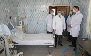 Где лечат от коронавируса в Луганске, рассказал главный санитарный врач