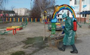 В Сватово и в Сватовском районе на самоизоляции 9 человек с подозрением на коронавирус.