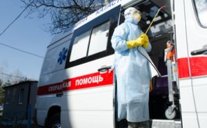 В Донецке сообщили о третьем подтвержденном случае заболевания коронавирусом