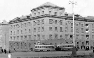 Ворошиловград— Луганск, XX век. Фотографии начала 60-х от наших посетителей