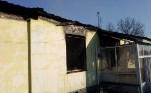 В Троицком доме-интернате для престарелых и инвалидов ночью был пожар