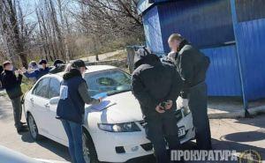 Задержаны полицейские, требовавшие взятки от перевозчиков в Луганской области. ФОТО