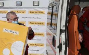 30 тысяч экспресс-тестов получила Луганская область