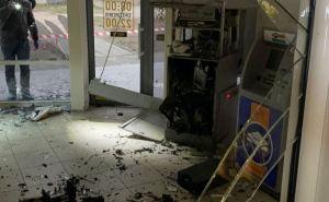В Харькове взорвали банкомат и украли почти 2 миллиона гривен