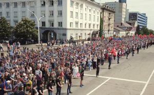 В Луганске празднование 75-летия Победы перенесут на более поздний срок и проведут в один день с Россией