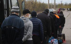 Вернувшиеся в Луганск, в результате обмена удерживаемых лиц, прошли тест на коронавирус