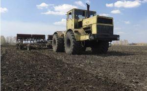 В Луганске практически закончили посевную яровыми зерновыми культурами