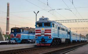 Луганская железная дорога изменила расписание пригородных поездов.