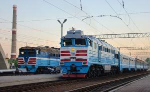 «Луганская железная дорога» отменила пригородное пассажирское железнодорожное сообщение