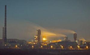 Северодонецкий «Азот» возобновил выпуск жидкой углекислоты