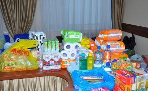 Ежемесячно около 5 тысяч луганских семей с детьми до трех лет, получают гуманитарную помощь